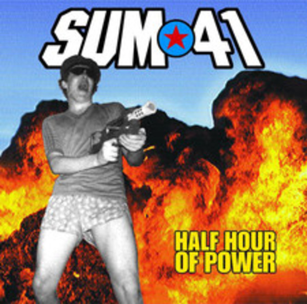 Half Hour of Power - Cover Art