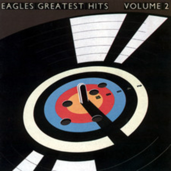 Eagles Greatest Hits, Vol. 2 - Cover Art