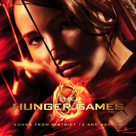 The Hunger Games (Songs from District 12 and Beyond) - Cover Art