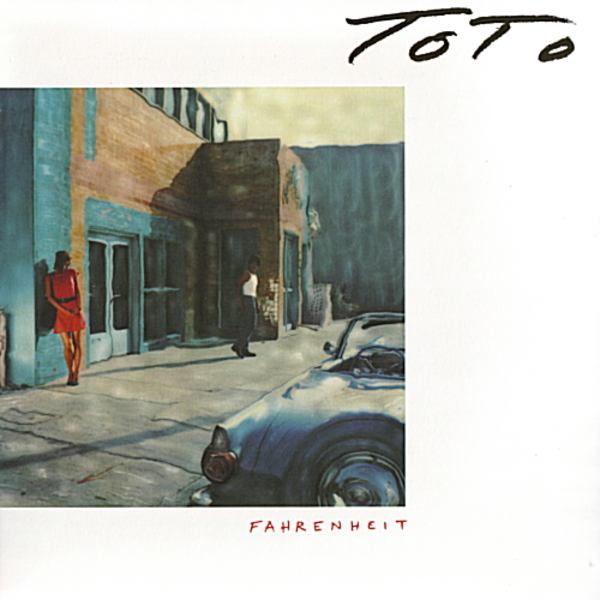 Fahrenheit - Cover Art