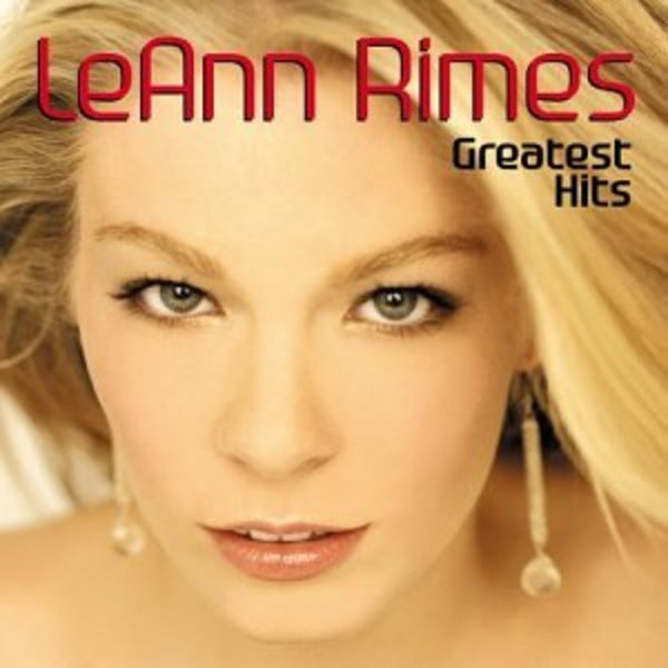 LeAnn Rimes: Greatest Hits - 2003 - Cover Art