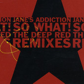 So What! (Remixes) - EP - Cover Art
