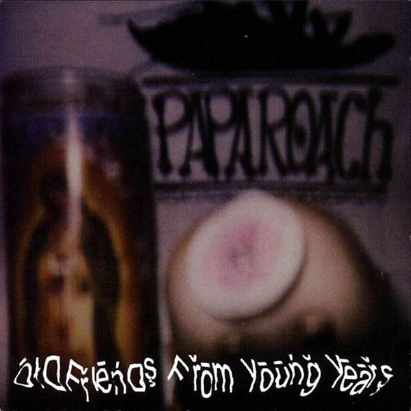 Old Friends From Young Years - Cover Art