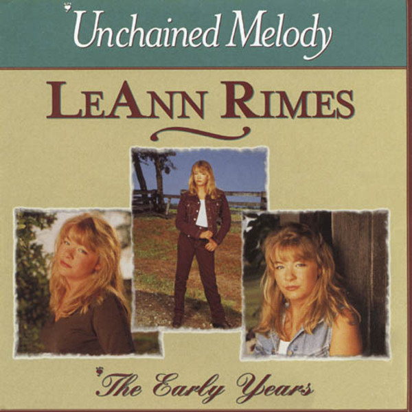 Unchained Melody - The Early Years - Cover Art