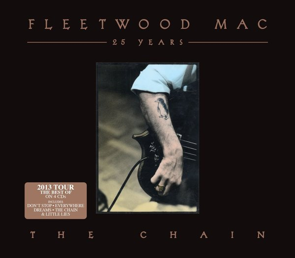 25 Years: The Chain - Cover Art