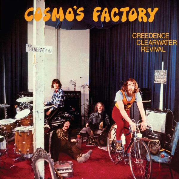 Cosmo's Factory (40th Anniversary Edition) [Remastered] - Cover Art