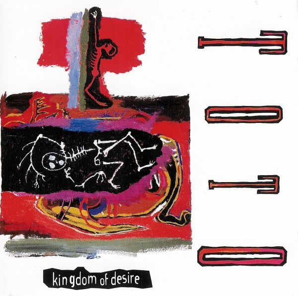 Kingdom Of Desire - Cover Art