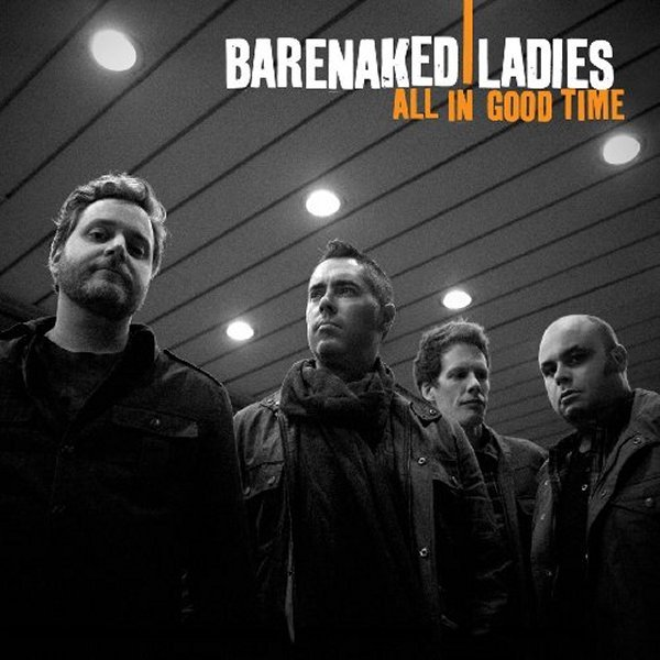 All In Good Time - Cover Art