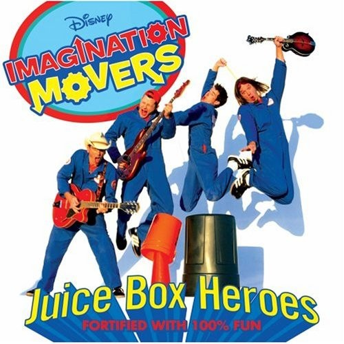 Juice Box Heroes - Cover Art
