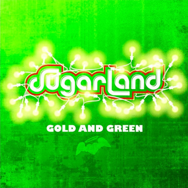 Gold and Green - Cover Art