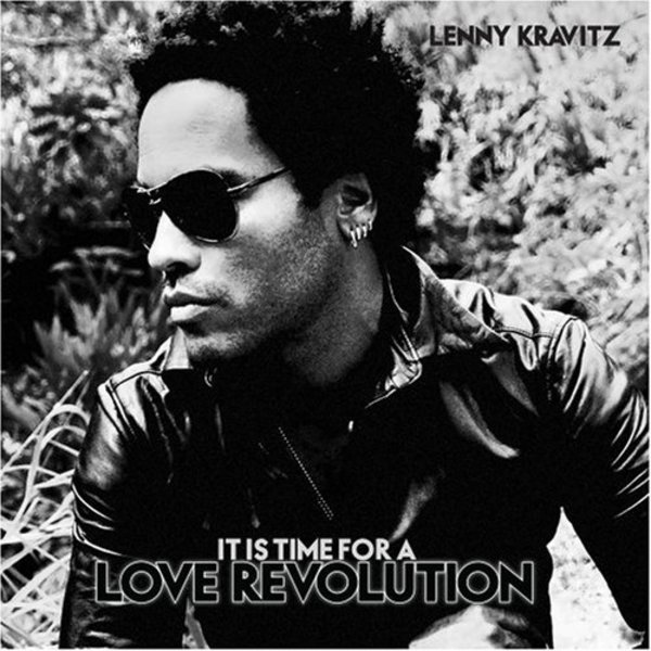 It Is Time for a Love Revolution - Cover Art