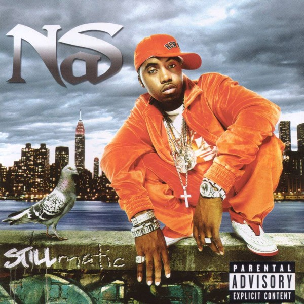 Stillmatic - Cover Art