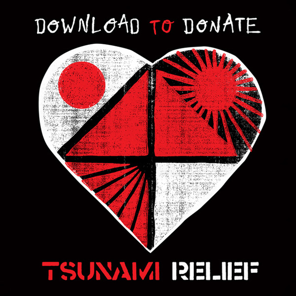 Download to Donate: Tsunami Relief - Cover Art