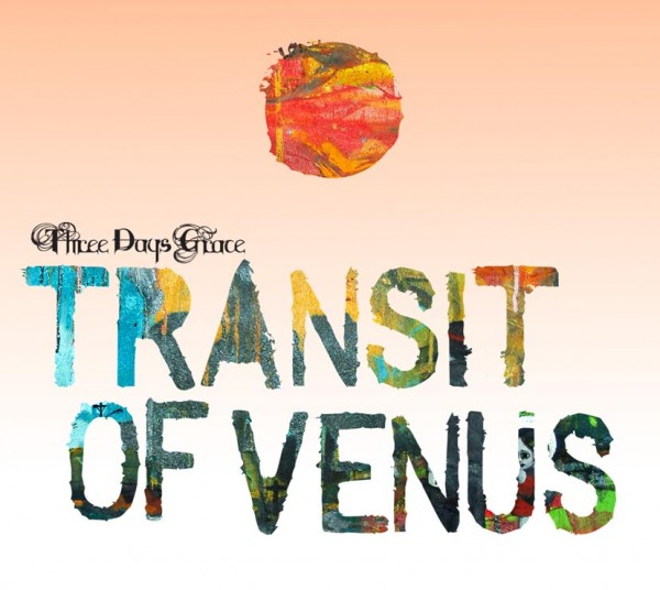Transit of Venus - Cover Art