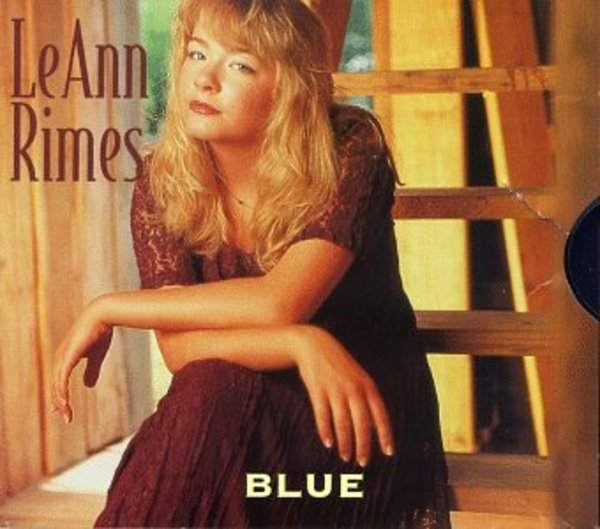 Blue - 1996 - Cover Art