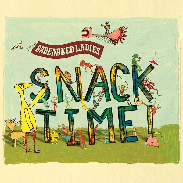 Snacktime! - Cover Art
