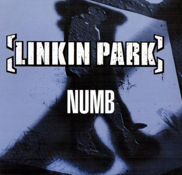 Numb (Version 2) - Cover Art