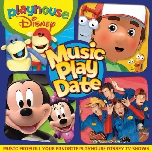Music Play Date - Cover Art