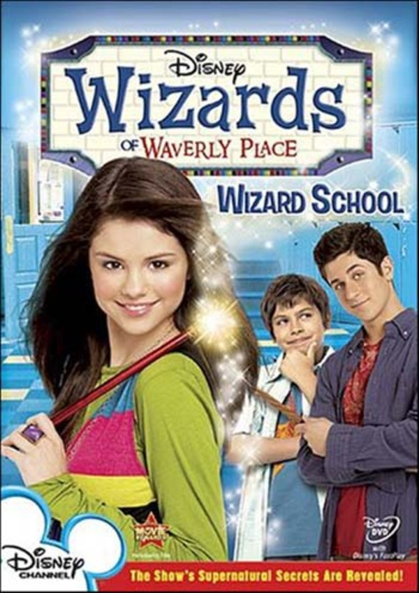 Wizards of Waverly Place - Cover Art