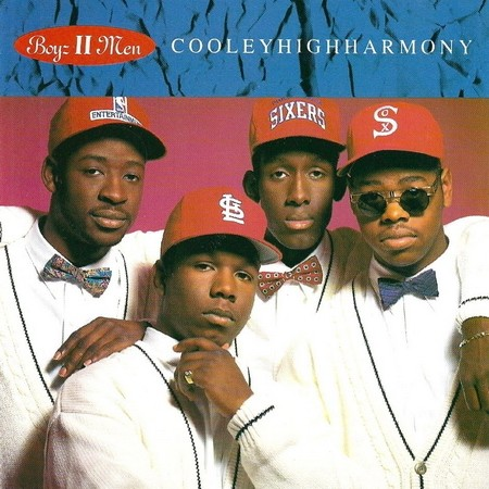 Cooleyhighharmony 93' - Cover Art