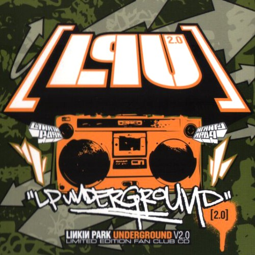 LP Underground 2 - Cover Art