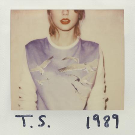 1989 - Cover Art