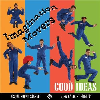 Good Ideas - Cover Art