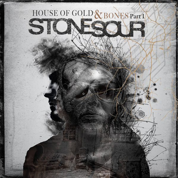 House of Gold & Bones, Pt 1 - Cover Art