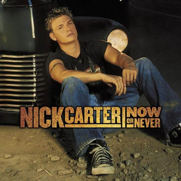 Now or Never - Cover Art
