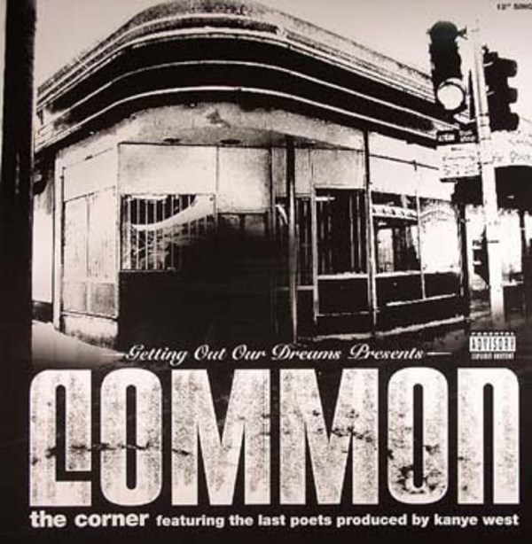 The Corner - EP - Cover Art