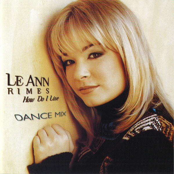 How Do I Live Dance Mix - EP - 1997 - Cover Art