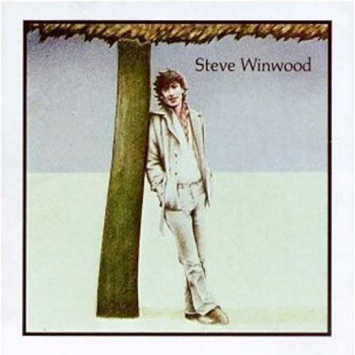 Steve Winwood: Steve Winwood - Cover Art