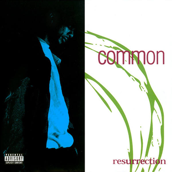 Resurrection - Cover Art