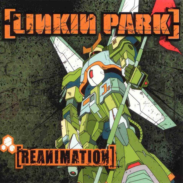 Reanimation - Cover Art