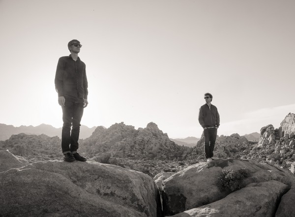Simian Mobile Disco (Live) Picture