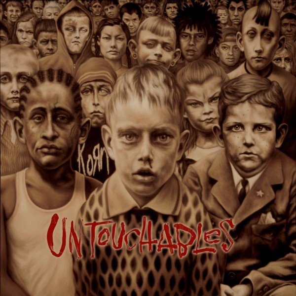 Untouchables - Cover Art