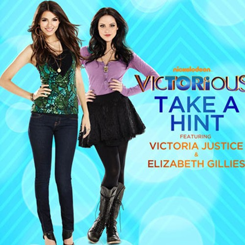 Take A Hint (feat. Victoria Justice & Elizabeth Gillies) - Cover Art