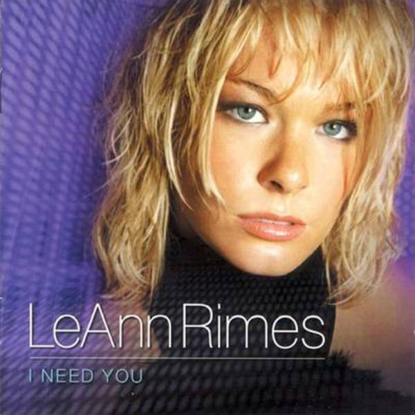 I Need You - 2001 - Cover Art