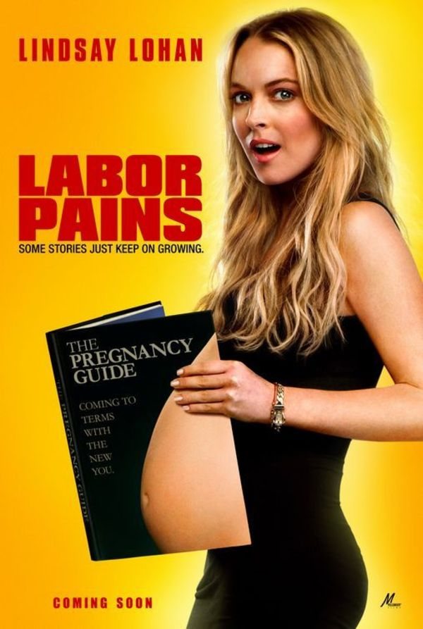 Labor Pains - Cover Art