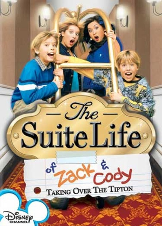 The Suite Life of Zack and Cody - Cover Art