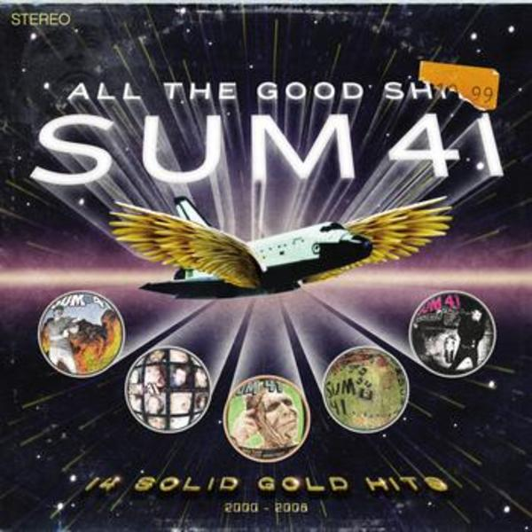 All the Good Sh**. 14 - Solid Gold Hits 2000-2008 (Bonus Track Version) - Cover Art