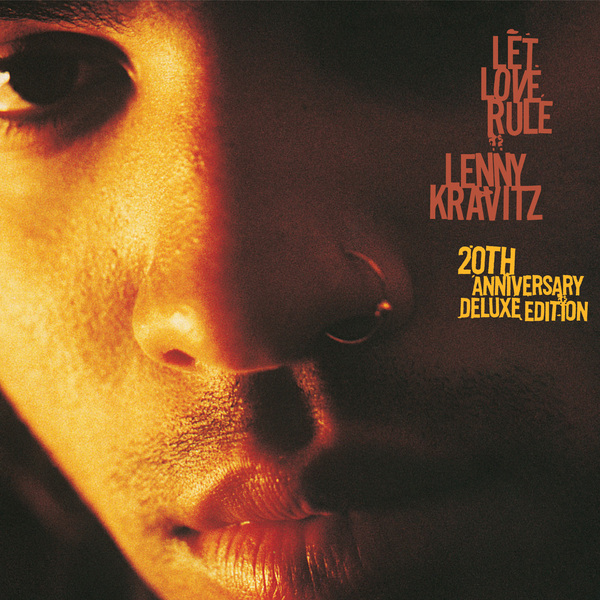 Let Love Rule - 20th Anniversary Edition - Cover Art