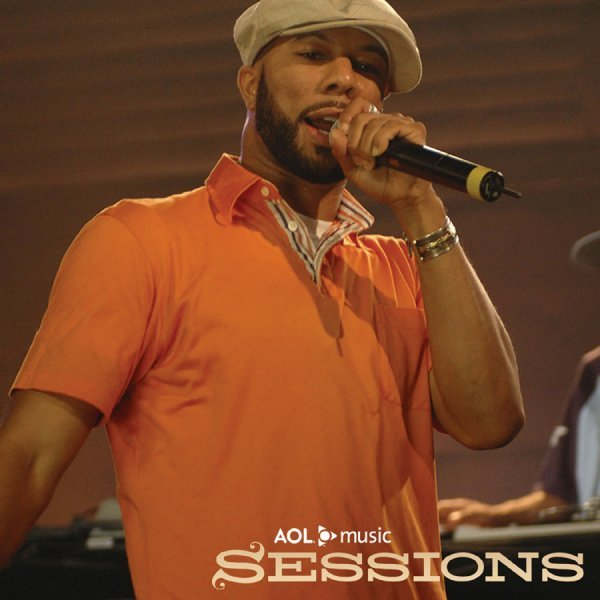 Sessions@AOL - EP - Cover Art