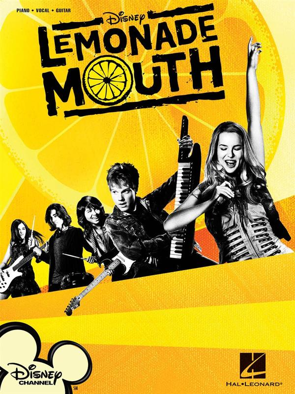 Lemonade Mouth - Cover Art