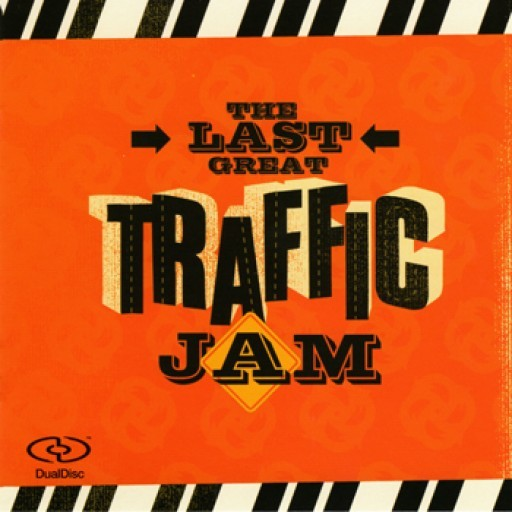 Traffic: The Last Great Traffic Jam - Cover Art