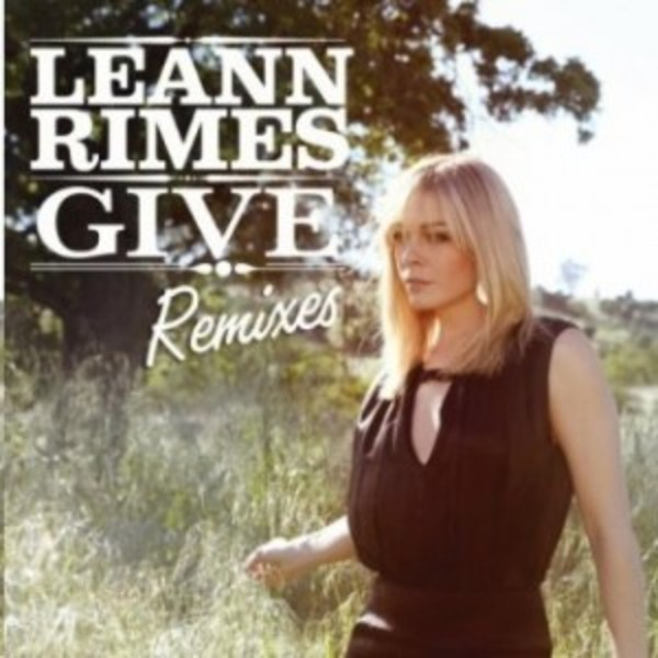 Give (Remixes) - 2011 - Cover Art