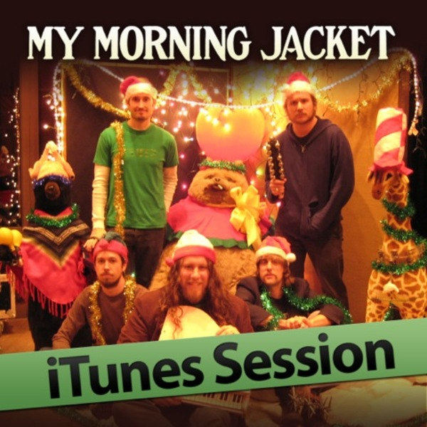 iTunes Session - Cover Art