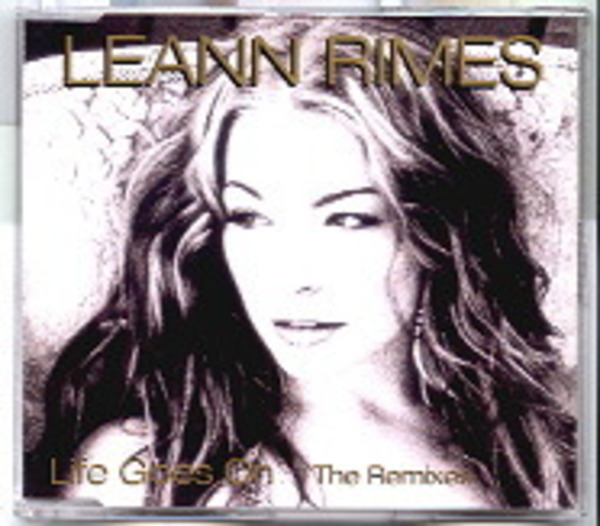 Life Goes On - Remixes - 2005 - Cover Art