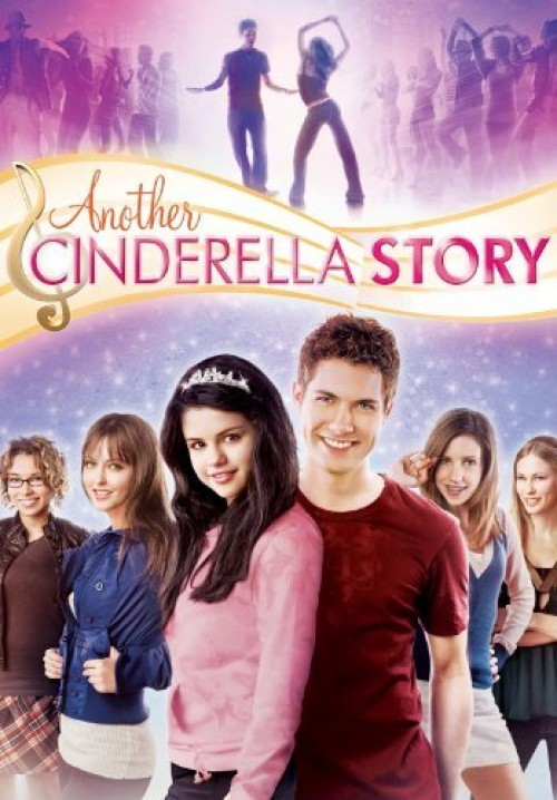 Another Cinderella Story - Cover Art