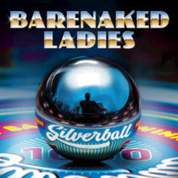 Silverball - Cover Art